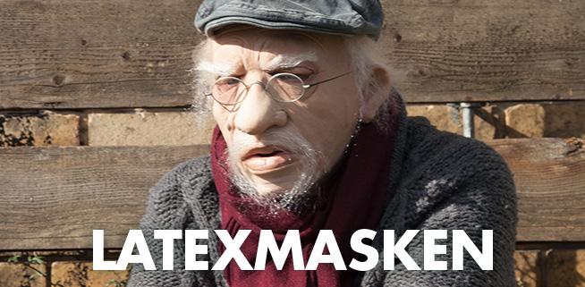Masken schminken und pflegen