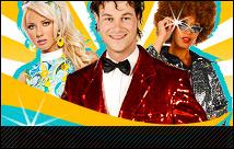 Die 1970er liegen immer voll im Trend! Die besten Disco, Schlager und 70er Jahre Kostüme von Saturday Night Fever bis Village People.