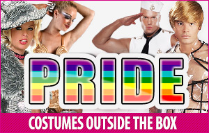 Costumes and Accessories for Pride Day 2015