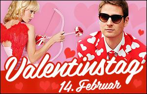 Accessoires und Geschenkideen zum Valentinstag