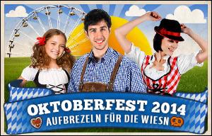 Oktoberfest 2014 - Dirndl, Lederhosen & Trachten für die Wiesn