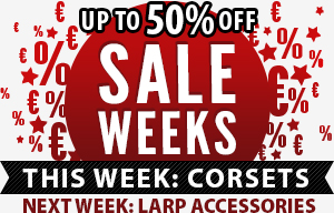 Sale Weeks - Up To 50% Off!