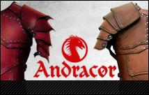 Andracor LARP-Lederrüstungen aus unserer Lederwerkstatt - hochwertige Lederrüstungen für Euer Liverollenspiel