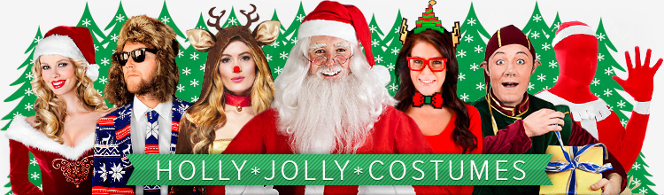 Holly Jolly Christmas Costumes