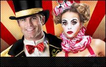 Hochwertige Zirkus Kostüme für Fasching, Karneval und Mottopartys bei uns im Shop - jetzt losstöbern!