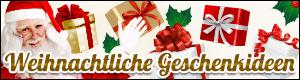 Weihnachtsgeschenk Ideen: Tolle Geschenkideen zu Weihnachten online kaufen