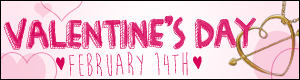 Costumes, Jewelry & Accessories for Valentine's Day