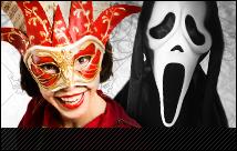 Masken für Fasching, Karneval und Halloween online kaufen