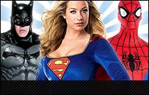 Superheldenkostüme kaufen – große Auswahl, versandkostenfrei ab 30 € innerhalb Deutschlands!