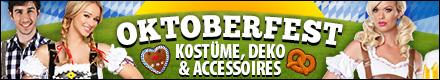 Oktoberfest Shop: bayrische Deko, sexy Dirndl und mehr