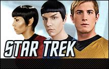 Original lizenzierte Star Trek Kostüme, Star Trek Uniformen und Zubehör. Als Karnevalskostüm-Klassiker, für die Mottoparty oder die Convention.