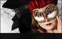 Venezianische Masken – über 2000 handgefertigte, original venezianische Masken online kaufen