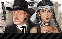 Western Kostüme, Cowboyhüte, Dekowaffen und mehr findet Ihr bei uns im Shop in großer Auswahl. Yee-haw!