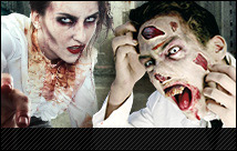 Zombie Kostüme, Zombie Masken und Horror Make-up – Halloween Kostüme für Zombie-Enthusiasten!