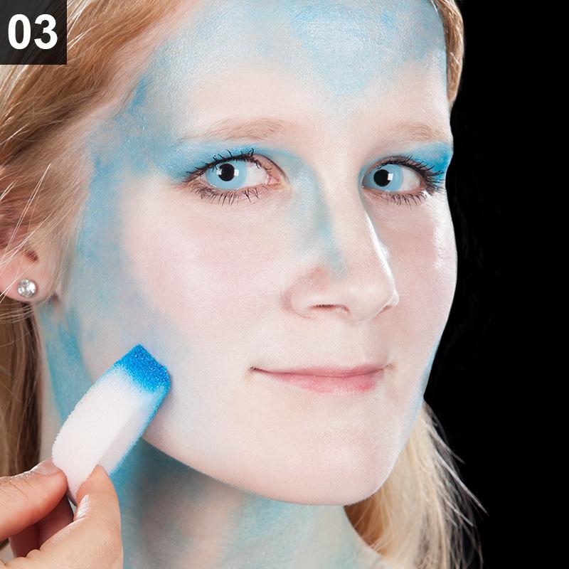 Richtig schminken für Karneval - unser märchenhafter Schminktipp