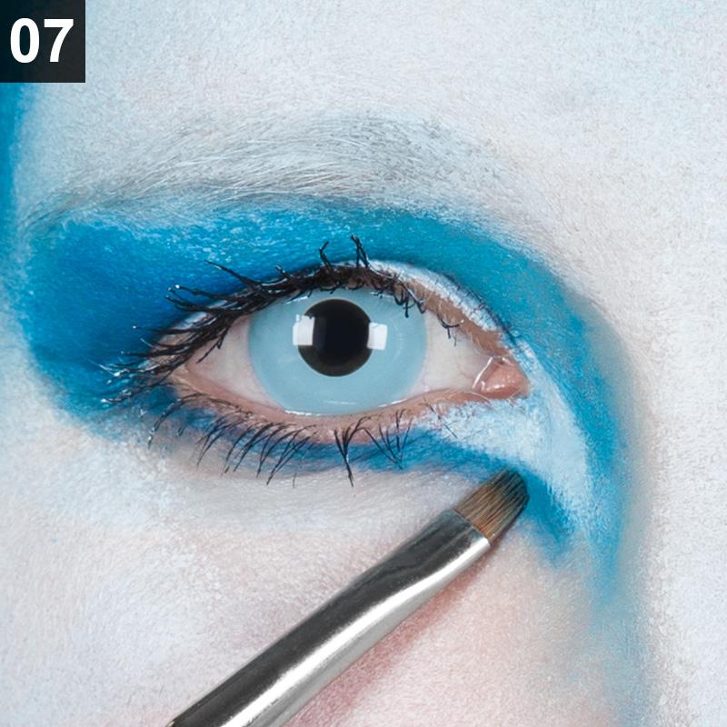 Augen-Make Up für Fasching und Märchen-Party