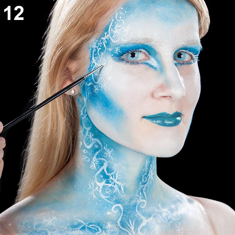 Märchenhaftes Make Up für Karneval und Party