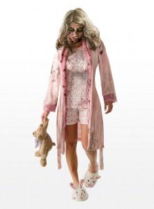 The Walking Dead Zombie Mädchen Kostüm Zombiekostüm online kaufen