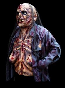 Zombie Pin Up Kostüm Zombiekostüm für Zombie Walk online kaufen Halloween Verkleidung