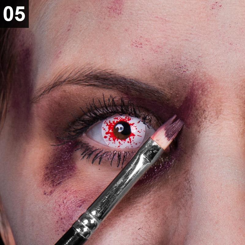 Schritt 5: Augen-Details