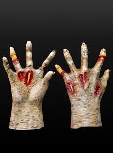 Zombiehände Horrorhände Monsterhände