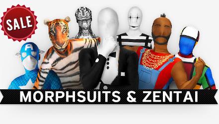 Morphsuits & Zentai