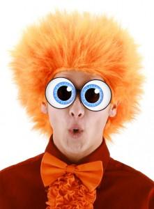Wild Wig orange