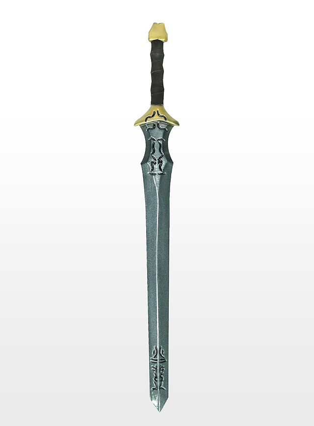 Ritterschwert als Polsterwaffe Latexwaffe für Kostüme Sword kurz Mittelalter