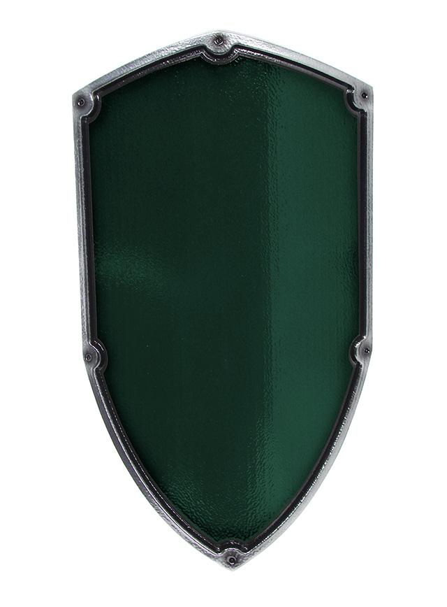 Soldatenschild grün Polsterwaffe