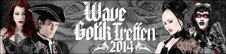 Wave Gotik Treffen 2014 (da http://maskworld.com/)