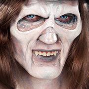 Halloween Schminktipp Vampir