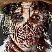 Halloween Schminktipp: Cowboy Zombie