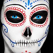 Halloween-Schminktipp Día de los Muertos – Untot mit Stil
