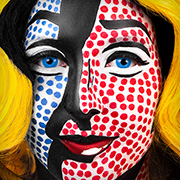 Make-up Tutorial: Pop Art