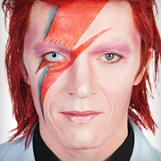 Ziggy Stardust Make-up Tutorial