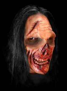 Zombie Maske aus Schaumlatex - Maske für Zombie Walk