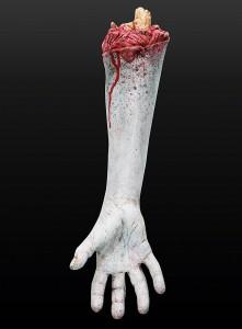 Original Saw Arm Zombiearm Leichenteile für Zombie Walk