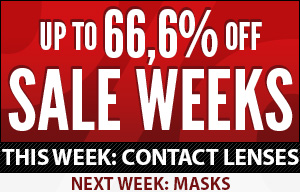 Sale Weeks - Up To 80% Off!
