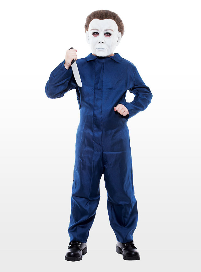 Original Michael Myers Halloween Kinderkostüm