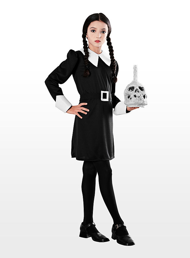Wednesday Addams Family Kinderkostüm