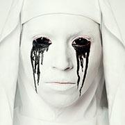 Halloween.de - Halloween Schminktipp Unheimliche Nonne
