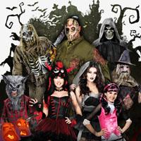 Halloween Mottoparty