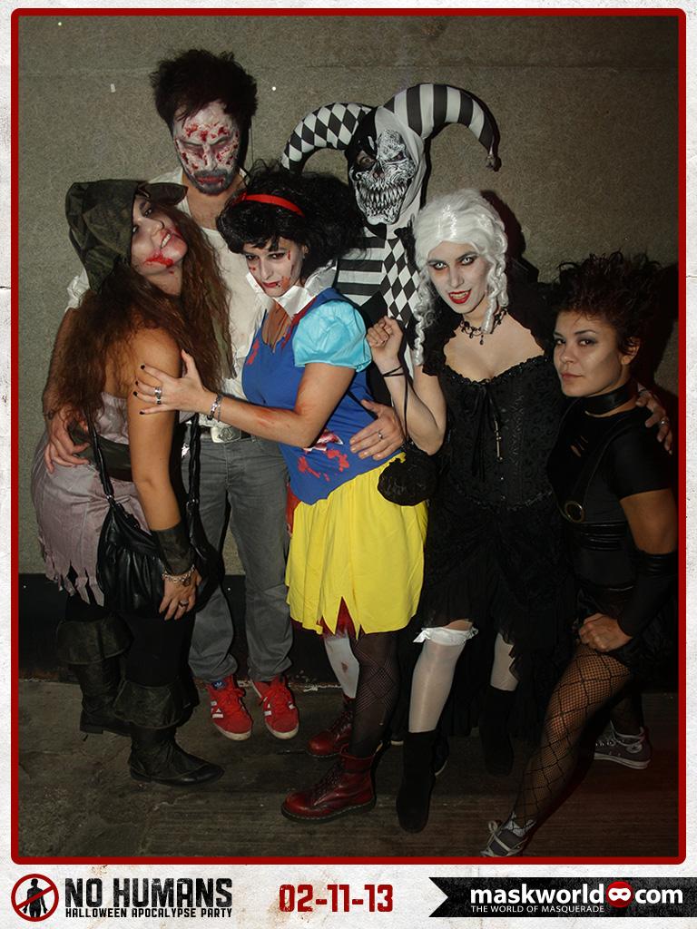 Die MASKWORLD Halloween Party Berlin 2019 - maskworld.com