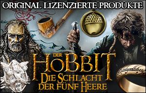 Original lizenzierte Der Hobbit Kostüme und Sammlerstücke