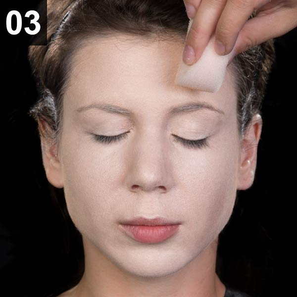 Halloween Make-up Tutorial Geisterbraut