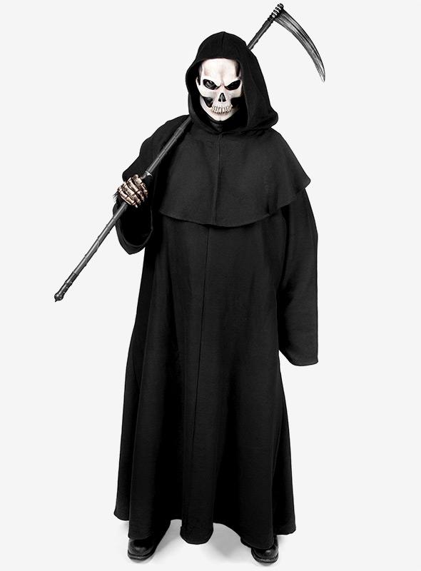 Halloween Make-up Tutorial Totenkopf