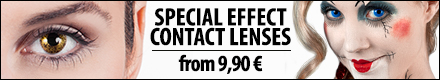 Buy Effect Contact Lenses and Colored Contact Lenses