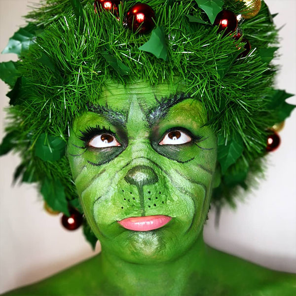 makeupby.berni - Grinch