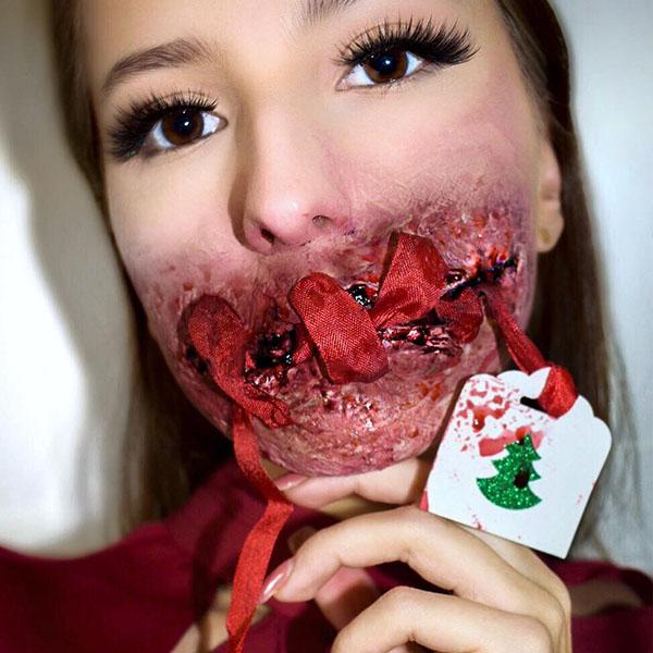 diariesofamakeuplover - Bloody Christmas