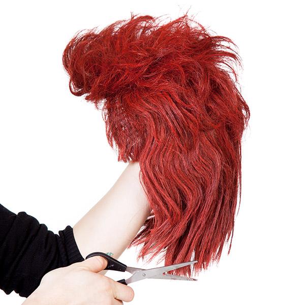 Ziggy Stardust Wig 70